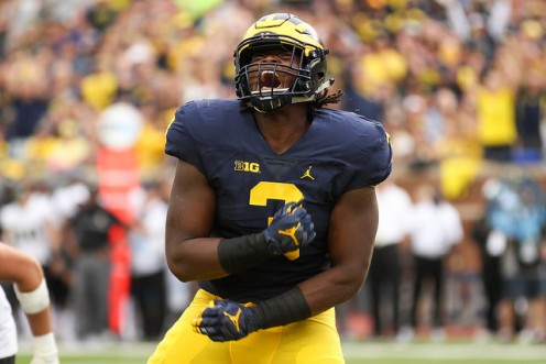 Three Reasons to Be Excited for the Michigan Wolverines in 2018
