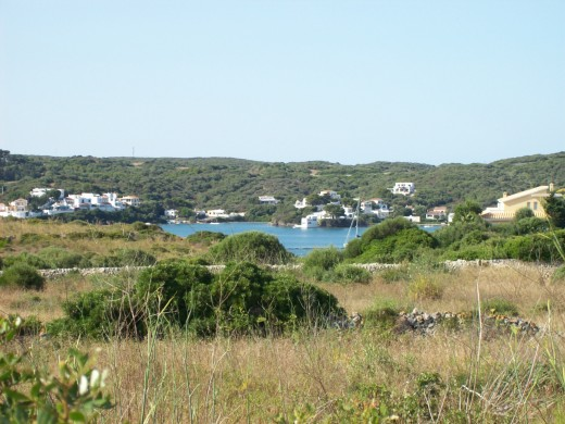 More views over the estuary and its small islands