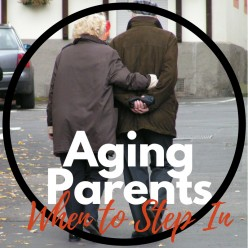 12 Signs Your Elderly Parent Needs Help