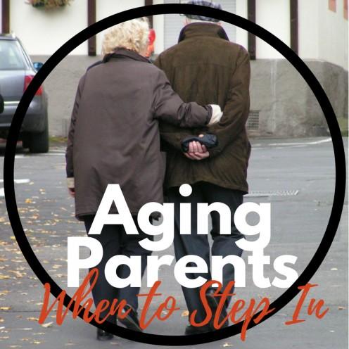 12 Signs Your Elderly Parent Needs Help