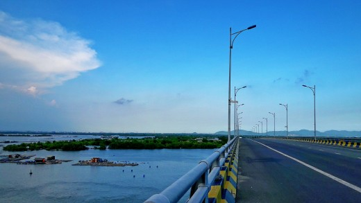 Several bridges shorten the way to Vung Tau