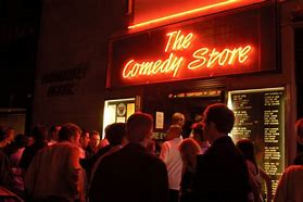 The Comedy Store has been showcasing up and coming talent since 1972.