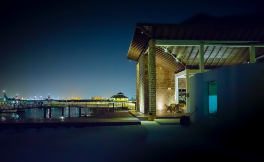 Outdoor lighting can create the right kind of drama, accentuating your home's design.