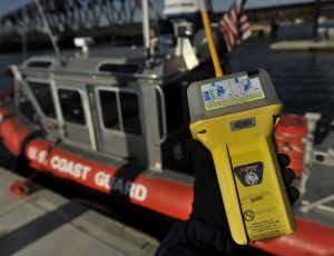 The U.S. Coast Guard urges boaters to have their vessels equipped with Emergency Position Indicating Radio Beacons, or EPIRBs, on board. The devices are credited in helping in scores of rescues. .