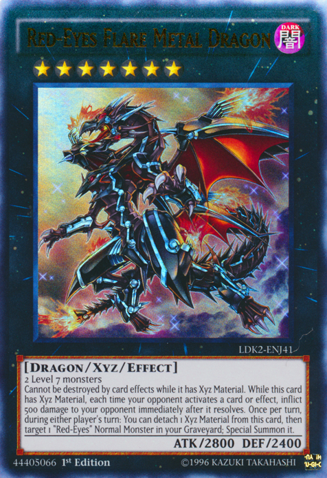 Top 10 Cards You Need For Your Red Eyes Black Dragon Yu Gi