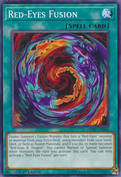 top 10 cards you need for your red eyes black dragon yu gi oh deck