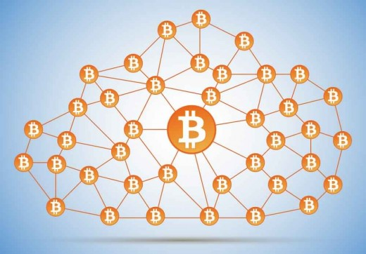 bitcoin network or blockchain's functionality