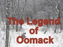 Legend of Oomak: Flash Fiction: Scary Halloween Tales