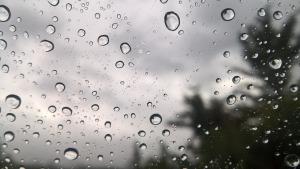 Rainy days followed the 4th of July