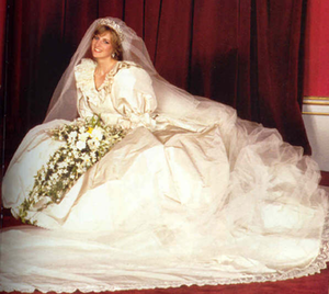 While Princess Diana caused a frenzy when she was revealed as the bride-to-be for Prince Charles, there was no online world to offer stats to put stats to that popularity.