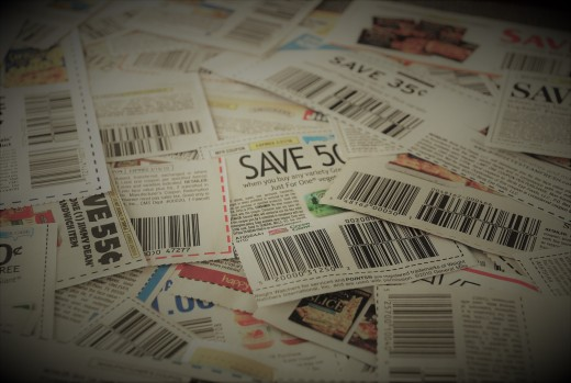 Learn the art of coupon science - it gets easier the more times you do it.