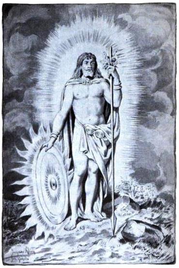 Norse God, Balder the Good