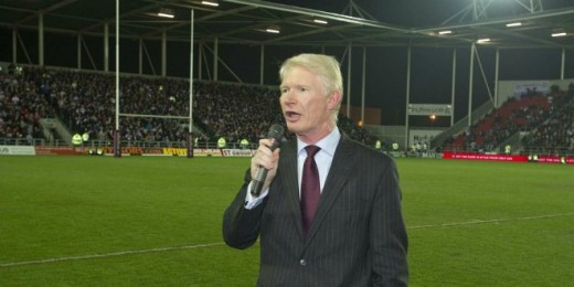 St Helens Chairman Eamonn McManus has been one of the most vocal supporters of change.