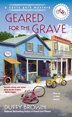 Book Review: Geared for the Grave by Duffy Brown