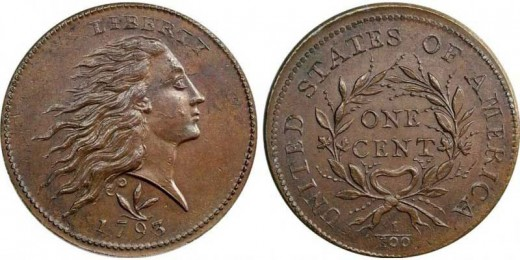The answer to the criticism received for the chain cent, the wreath cent was a definite improvement.