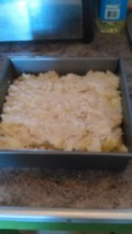 Yummy Homemade Apple Crisp