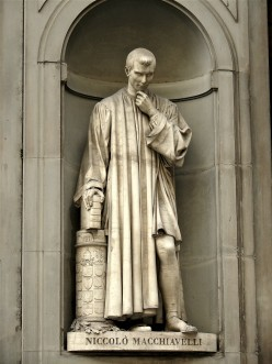 Machiavelli's Praise of Religious Elements and Their Relation to His Broader Political Project