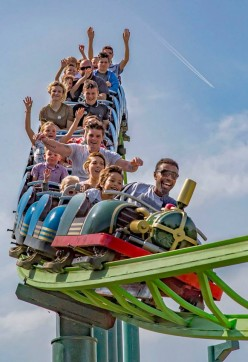 Rollercoaster Lover's Tour of the UK