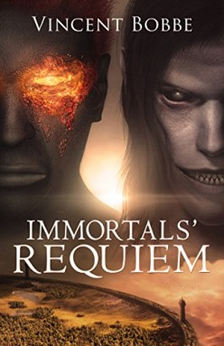 Book Review on Immortals' Requiem by Vincent Bobbe