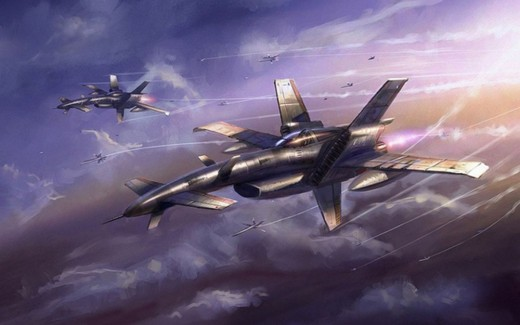 Reviewer's suggestion for the ultimate jet fighter: The Roble Renegade