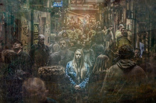 Depression looks different for everyone. Someone suffering with depression may not stand out in a crowd.