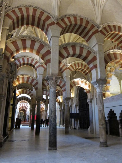 The Mesquita in Cordoba