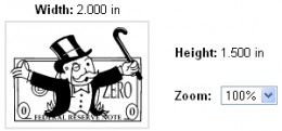 custom stamp sizing dimensions width 2.0 inches