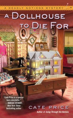 Book Review: A Dollhouse to Die For by Cate Price