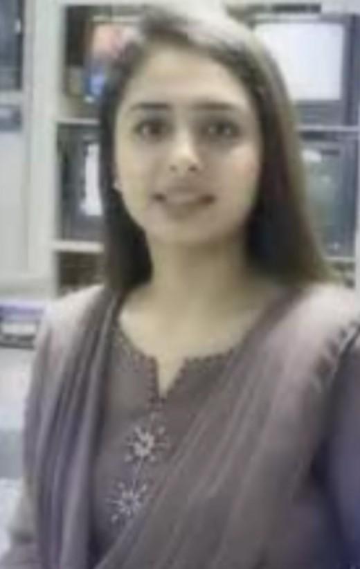 Shumaila, Ktn News caster