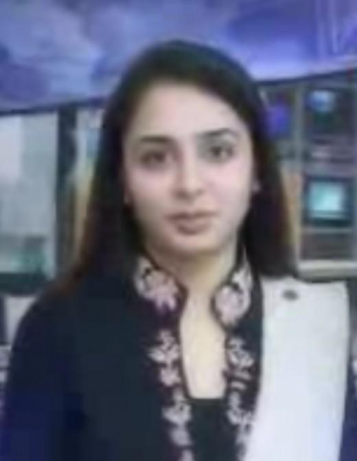 Shumaila KTN News caster