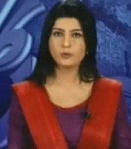 Mehran Tv News caster