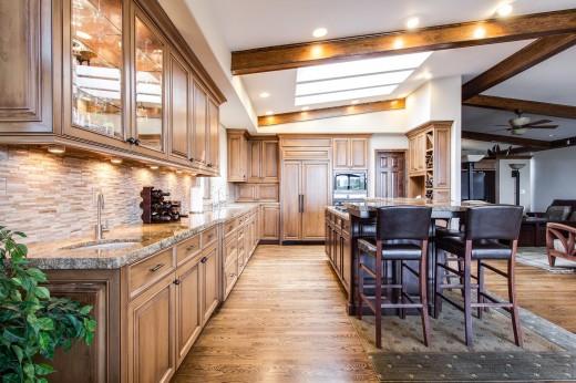 L-Shaped Kitchen Design