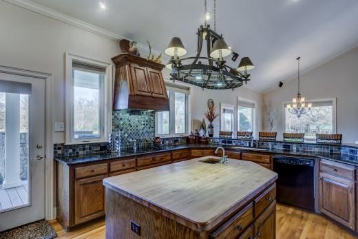 Island Kitchen Design