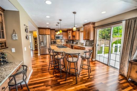 Family Kitchen Design