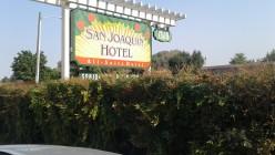 The Hotel San Joaquin, Fresno