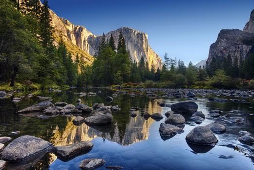 Yosemite's beauty is unsurpassed