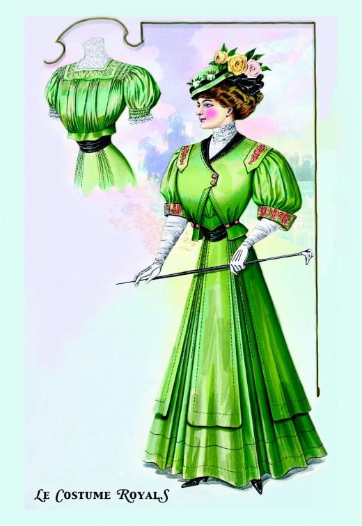 Arsenic dresses