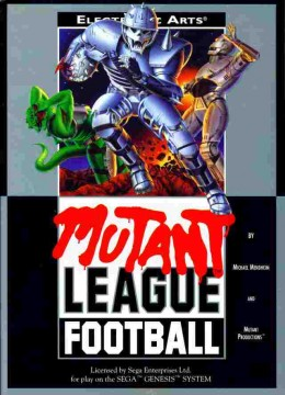 The good old days of mutant league football, bribe the ref so the other guys get a 15 yard penalty for sneezing gotta love it.