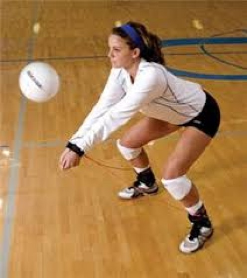 4 Volleyball Drills to Help Passing