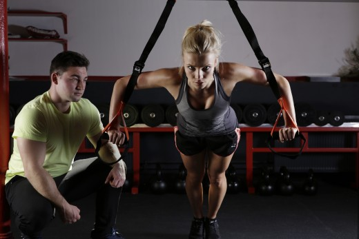 Lifting Weights to Improve Muscular Strength