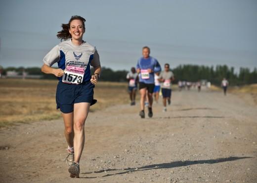 Jogging for Cardio-Respiratory Endurance