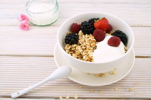 Healthy Diet for Your Fitness Plan