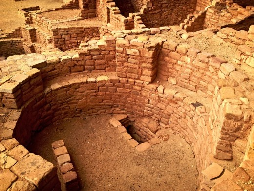Enjoy the ancient architecture of Mesa Verde.