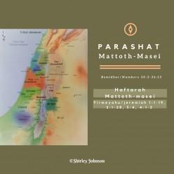 Parashat Mattoth-Masei