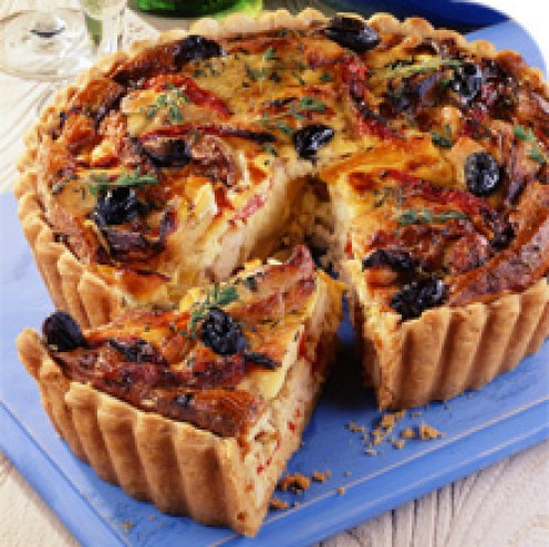 Tarte - another delicious and easy to make dish.