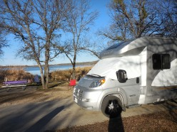 American Locations 4 - Lake Mineral Wells State Park, Texas