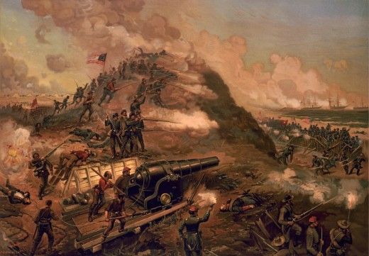 Capture of Fort Fisher