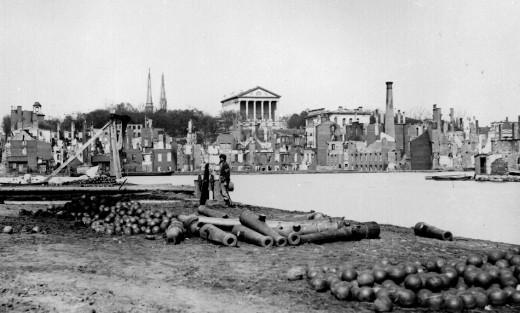 Richmond Civil War Ruins