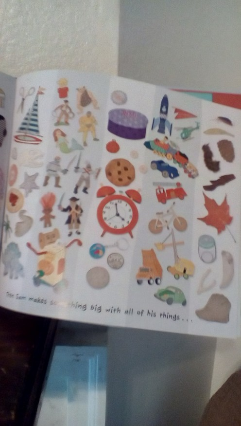 100 objects to sort!  Great to use when learning to count to 100