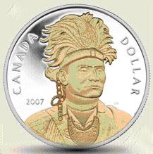 Chief Thayandaneega - aka Joseph Brant